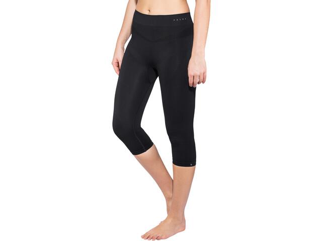 e1d01b592aa Falke Maximum Warm 3/4 Leggings Dames, black l Online outdoor shop ...